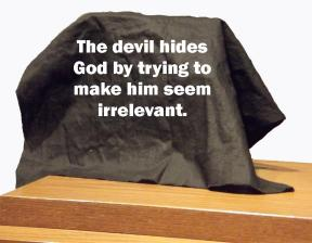 05 God Irrelevant veil